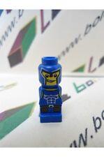 microfig pour jeu lego minotaurus gladiateur ref 6023422 pour set 3841 bleu blue