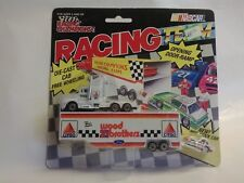 Morgan Shepard #21 WoodBrother Transporter diecast Racing Champions 3