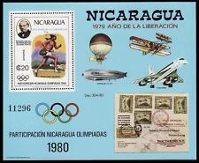 Nicaraguan Stamp Blocks