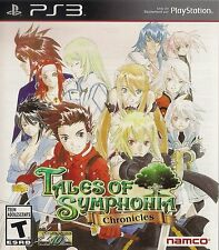 Tales Of Symphonia Chronicles PS3 - LN