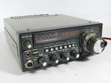Yaesu Ft-707 Ham Radio Hf Ssb Transceiver w/ Dc Power Cable (works great)