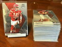 2020 Panini Mosaic Football Base ** You Pick ** Combined Shipping - No Rookies