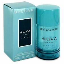 Aqva Marine by Bvlgari 2.7 oz Deodorant Stick for Men (Aqua)