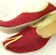 Men Mojari Sherwani Wedding Mojari Handmade Jutti Punjabi Khussa Shoes Flip Flop