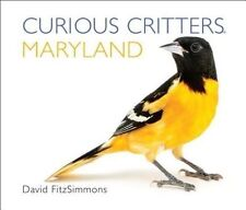 Curioso Critters Maryland, David Fitzsimmons | Board Libro Libro | 9781936607372 |
