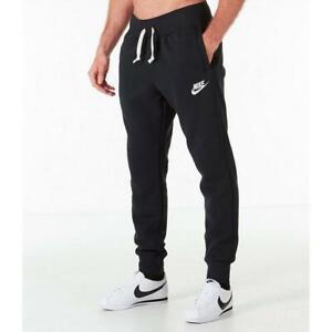 Nike Sportswear Men Heritage Black/White Joggers Pants ( CN8758-011)  S/M/L/XL/X