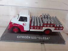 """CITROEN U 23 """"CLESA"""" IXO 1/43 FURGONETAS DE ANTAÑO"""