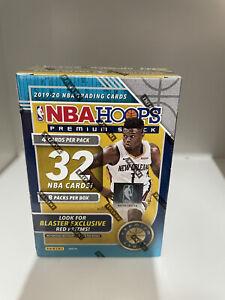 2019-2020 PANINI NBA HOOPS PREMIUM STOCK BLASTER BOX BASKETBALL JA? ZION?