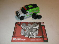 Transformers Studio Series Ratchet Complete SS-16 Dark of the Moon DOTM