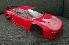 Rc 1/10 rar Karosserie Toyota Mr 2 kein Ferrari Glattbahner Drift Tamiya Hpi Mst