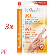 Eveline Cosmetics 3x  Paraffin Hand Mask Nourishing And Regenerating Balm Cream