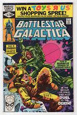 Battlestar Galactica #20 (Oct 1980, Marvel) Walter Simonson Klaus Janson c