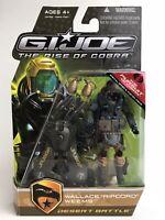 RARE RIPCORD UNRELEASED GI Joe Cobra ROC Pursuit Of Cobra Cancelled figure MOC