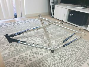 Retro Ironhorse Warrior Mountain Bike Frame