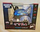 Sharper Image RC 360 Rally Car Thunder Tumbler Blue