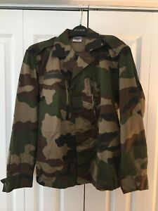 French Army Jacket F2 CCE Camouflage Medium