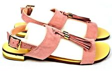 New Casual Comfortable Ladies Sandals on Black &Pink &Taupe