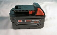 Milwaukee 48-11-1850 5.0 AH Battery Pack, New