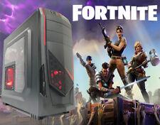 Gaming PC Desktop Computer Intel i5 3.20GHz,8GB,500GB,Win10,WIFI,AMD 7470 HD 1GB