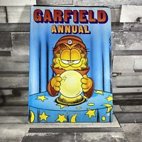 Garfield Annual 1994 by Davis, Jim Hardback Book The Cheap Fast Free Post