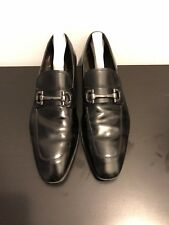 salvatore ferragamo used shoes 10d men