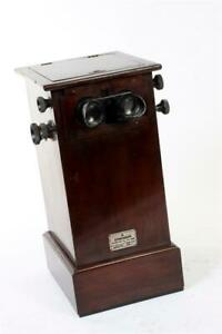 Vintage ~ c1920 ~ Table Top Stereoscope Viewer    #2566