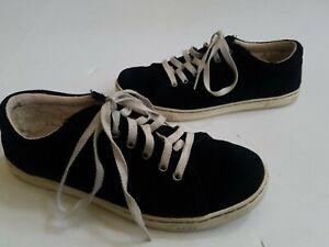 Women's UGG black suede sneakers sz. 8.5