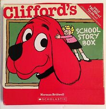 Clifford's School Story 6 Book Boxed Set by Norman Bridewell (Scholastic)