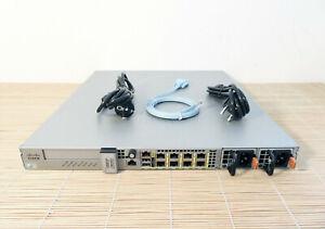 Cisco ASA5545-2SSD120-K9 ASA 5545-X Firewall Edition 2 SSDs Dual AC PSU 2x PWR