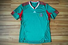 MEXICO 2010-2012 ORIGINAL FOOTBALL SOCCER HOME JERSEY SHIRT ADIDAS SIZE LARGE