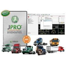 JPro Professional Diagnostic Software & Adapter Kit Heavy Truck Diesel 232125