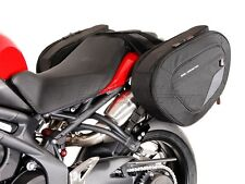 SW Motech Blaze Motorcycle Luggage Panniers to fit Triumph Speed Triple 1050 / R