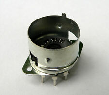 B9A skirted 9 pin PCB mount Valve Socket for Marshall Amplifiers