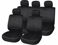 Car Seat covers Front + Rear Protector cover  VW VOLKSWAGEN Polo IV 01-
