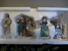 Dept 56 CHAMBER ORCHESTRA Christmas in the City  # 58840 NIB  4 pc set  (c117)