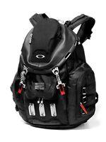"Oakley Kitchen Sink 17"" Laptop / MacBook Pro Black Backpack / Daypack - New"