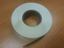 "White Polyester Thermal Transfer 1.75""x0.75"" labels, 2500/roll, 3"" core-20 Rolls"