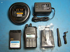 Motorola EX600 XLS UHF AAH38RDH9DU6AN 403-470MHz  Mint Condition Tested