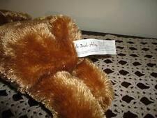 Animal Alley Toys R Us Brown TEDDY BEAR 11 inch Chiffon Bow 2009