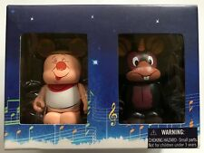 "NEW DISNEY FANTASIA VINYLMATION 3"" FIGURES SET 5 OF 8 THE PASTORAL SYMPHONY"