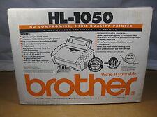 BRAND NEW! Brother HL-1050 Standard Laser Printer