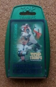 Top Trumps Limited Editions - Football Legends 1 (Complete Set)