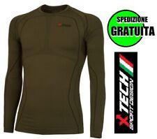 Maglia T-shirt calzamaglia  XTECH intimo tecnico Termico x-tech predator -20°
