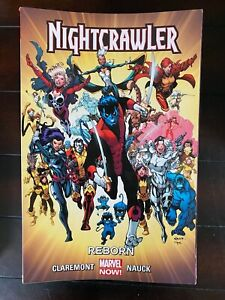 Nightcrawler Vol 2 Reborn Mid Grade Marvel Trade CL75-23