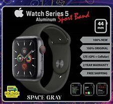 NEW Apple Watch Series 5 -Aluminum GPS + Cellular - 44mm(Unlocked)+FREE SHIPPING