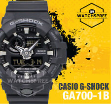 Casio G-Shock new GA-700 Analog-Digital Watch GA700-1B AU FAST & FREE