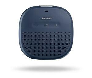 Bose SoundLink Micro (783342-0500) Portable Bluetooth Speaker, Dark Blue New!