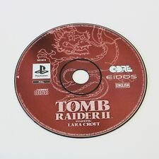 TOMB RAIDER II (2) STARRING LARA CROFT SONY PLAYSTATION PS1 GAME - DISC ONLY!