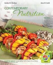 Combo: Contemporary Nutrition Updated with MyPlate, 2010 Dietary Guidelines,