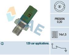 SENSOR PRESIÓN DE ACEITE FAE FAE12630